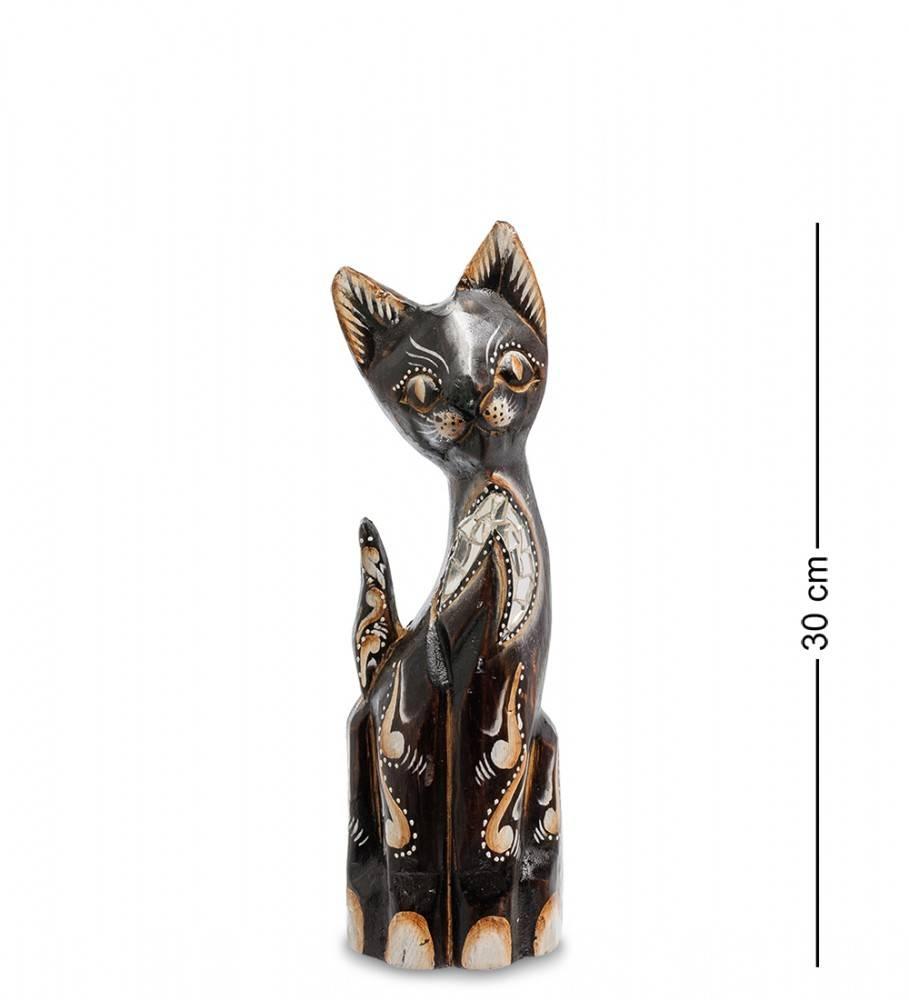 """Статуэтка """"Кошка Вишенка"""" 30 см"""