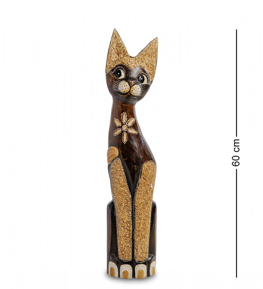 "Статуэтка ""Кошка Вирнелька"" 60 см"
