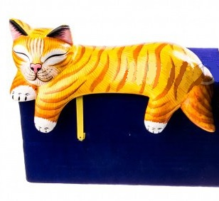 Фигурки Кошка 20 см в ассортименте