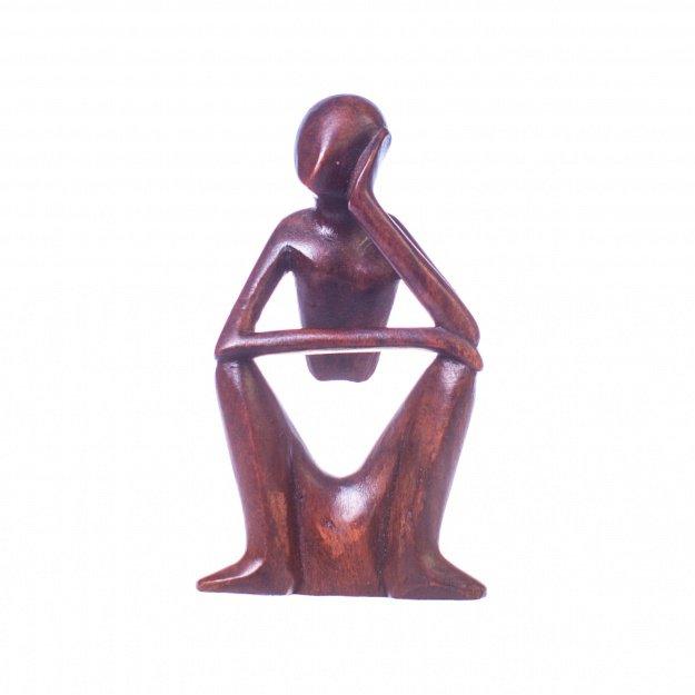 Фигура-абстракция «Жду» 15 см