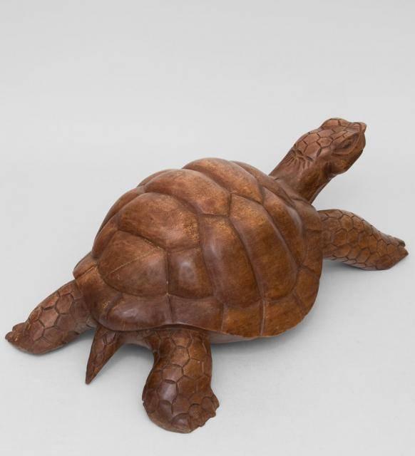 """Фигура """"Черепаха"""" 52см о.Бали"""