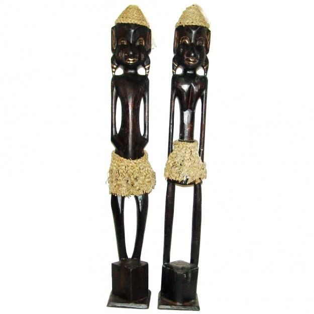 Статуэтки модные аборигены 100 см