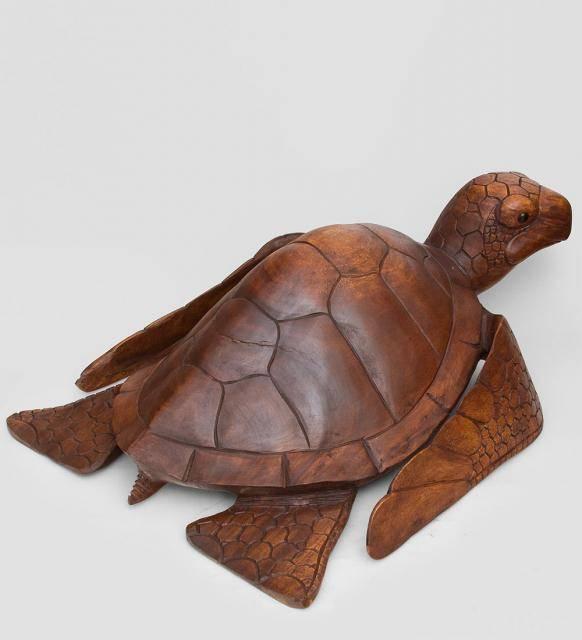 "Статуэтка ""Морская черепаха"" 80 см суар"