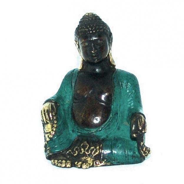 Фигурка Будды из бронзы  7 см