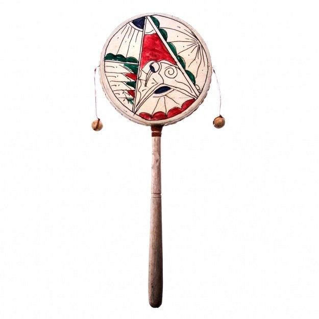 Музыкальный инструмент Маракас 30 см
