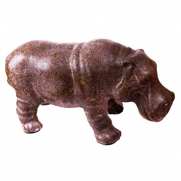 Фигура Бегемот 65х30 см