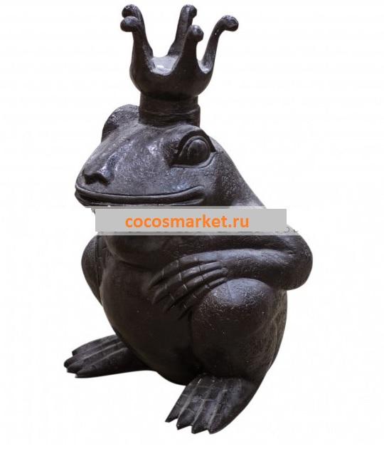 Фигура из терракоты Лягушка 80 см