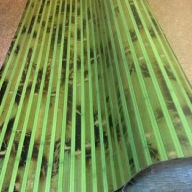 Бамбуковое полотно Комби Лайм размер 180 см х 1 м