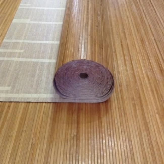 Бамбуковое полотно Мед ширина 0,9 м х 1 м