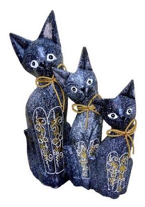 "Набор фигурок ""Семейство кошек"""