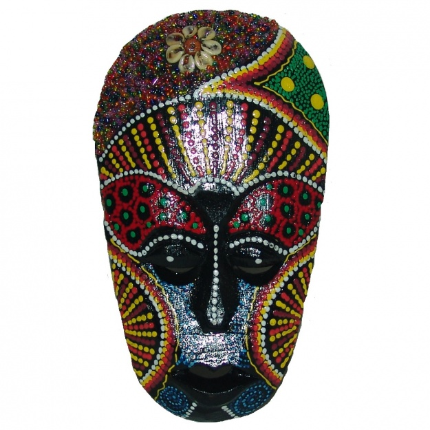 Австралийская лицевая маска 20см