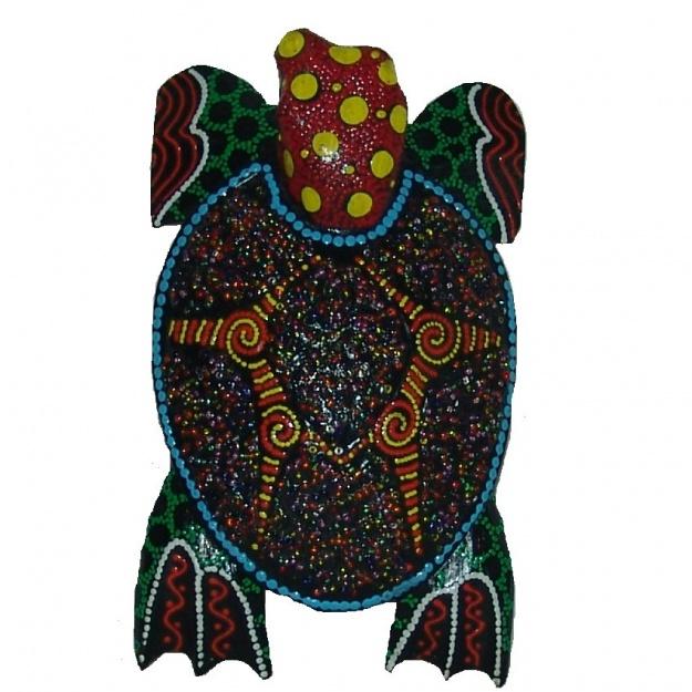 Фигурка декоративная Черепаха 20x12 см