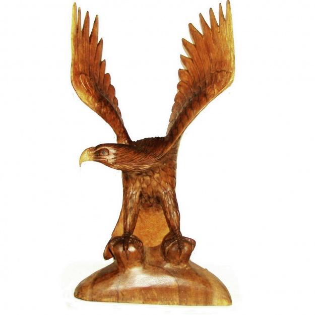Фигура резная Орёл 60 см.