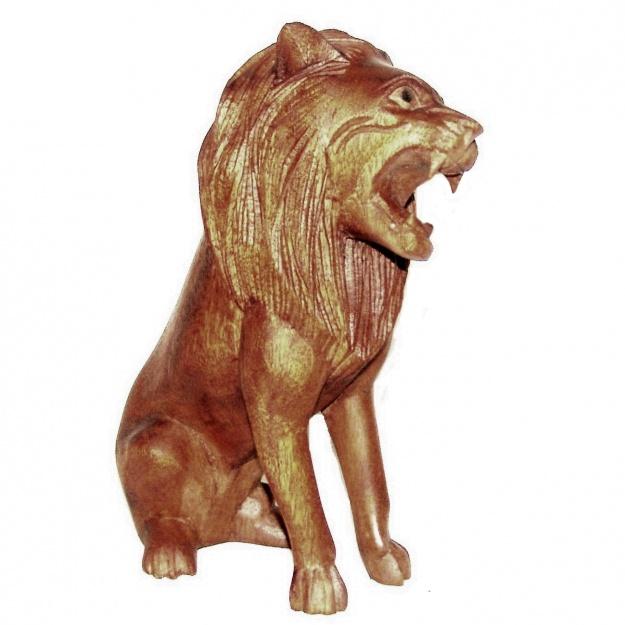 Лев - царь зверей! 20 см