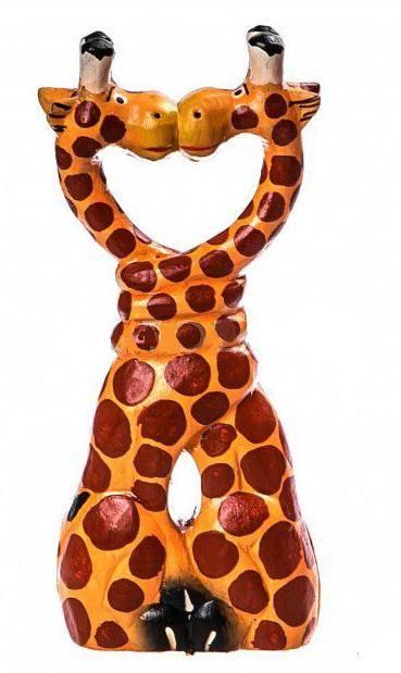 Фигурка влюбленные Жирафы Лав-лав 20 см.