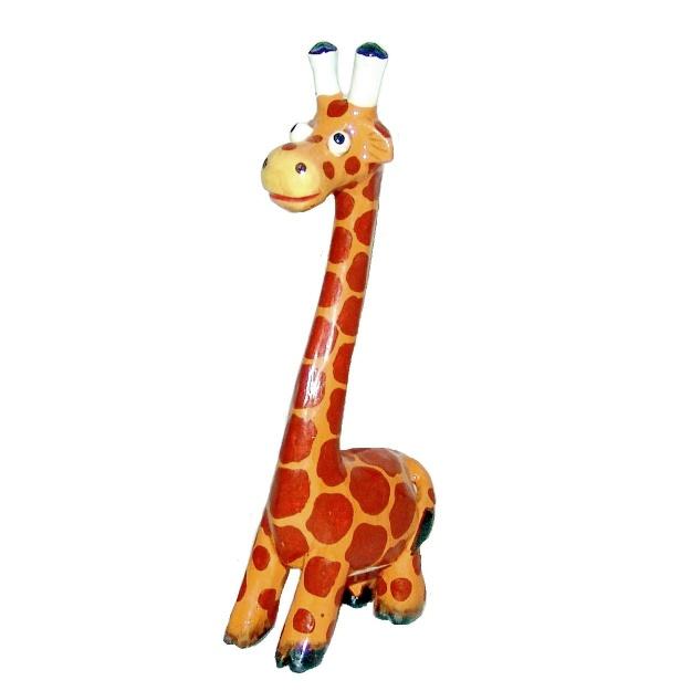 Дружелюбный Жираф 19 см.