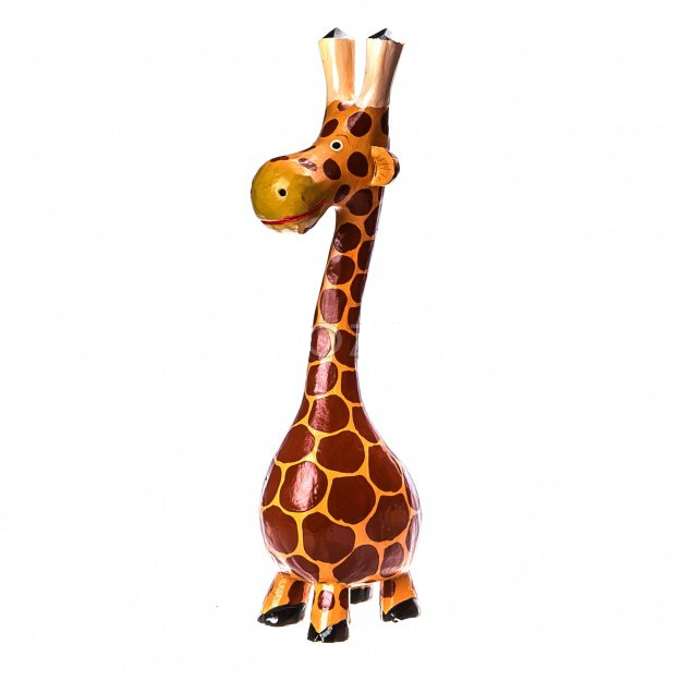 Сытый Жирафчик 25 см.