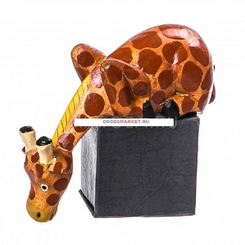 Жираф Богумир 11x16x6 см