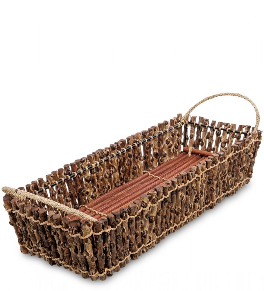 Плетеная корзинка BUONISSIMO 32х10 см