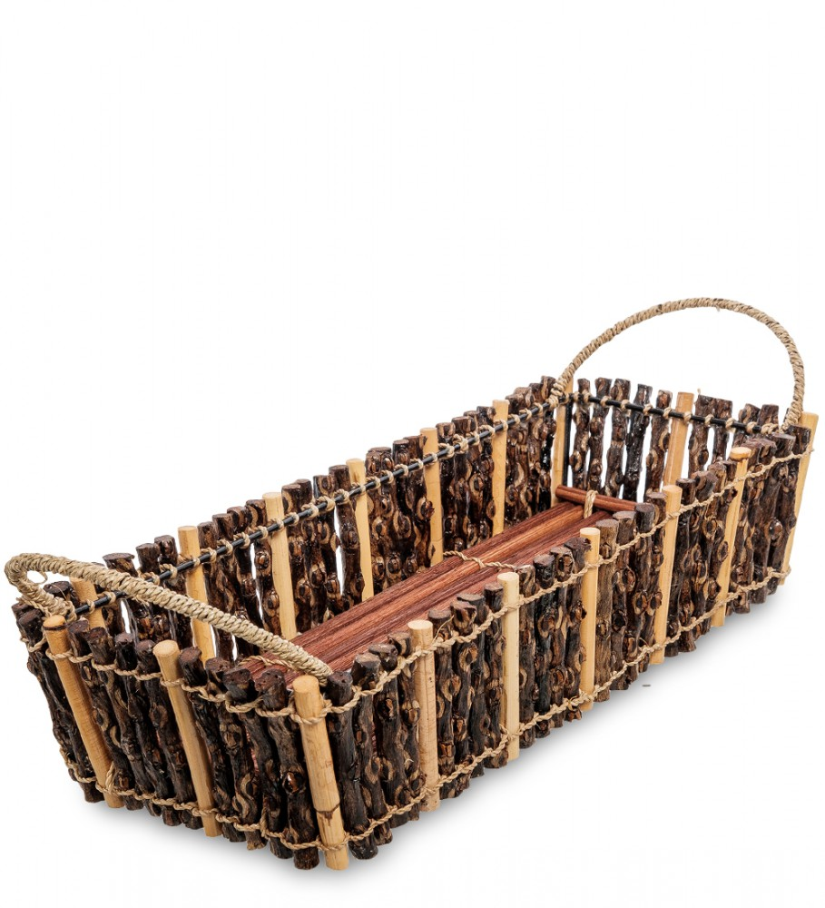 Плетеная корзинка SAPORI NOSTRANI 32х10 см