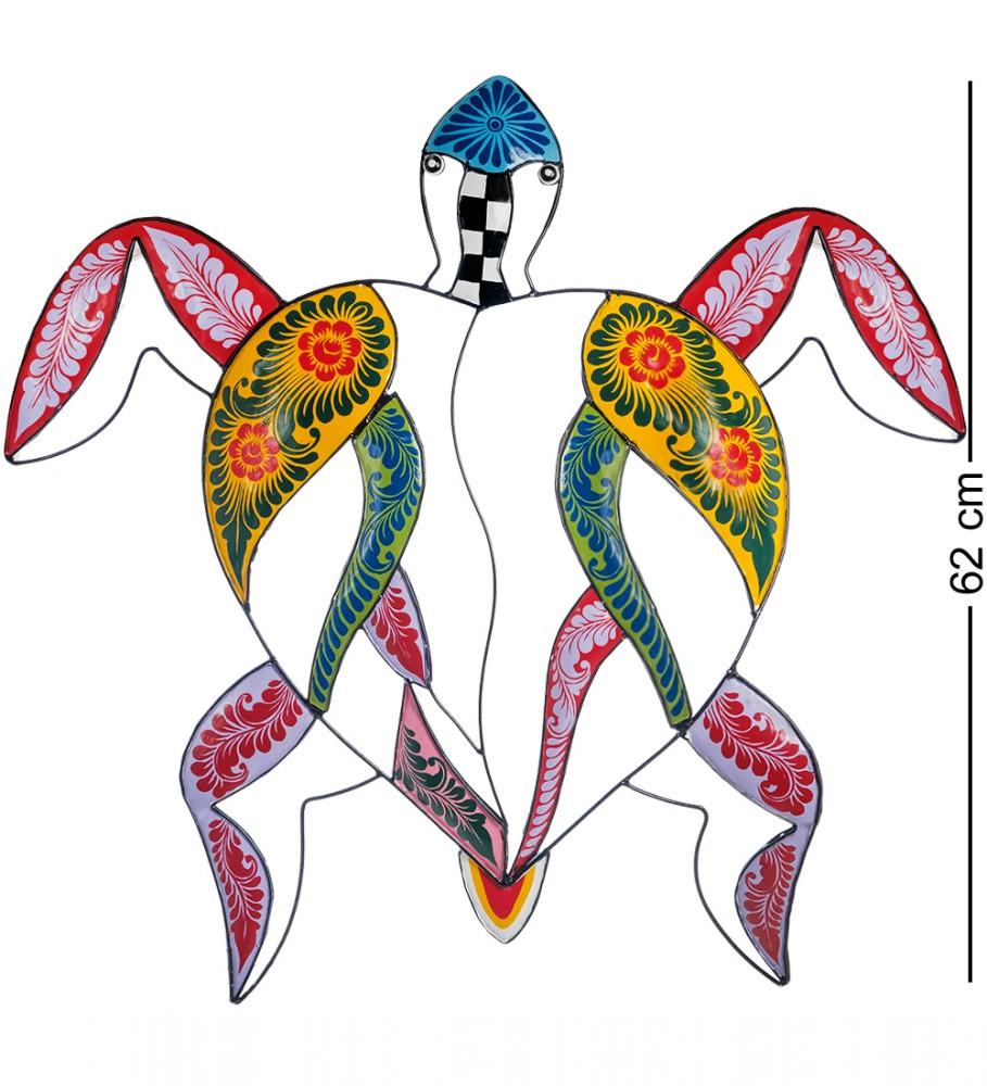 Панно силуэтное  Черепаха 62см