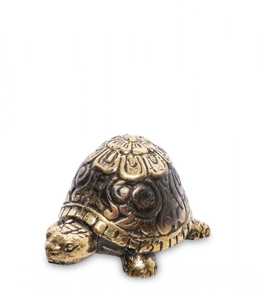 "Фигурка бронзовая ""Черепаха"" 6,5 см"