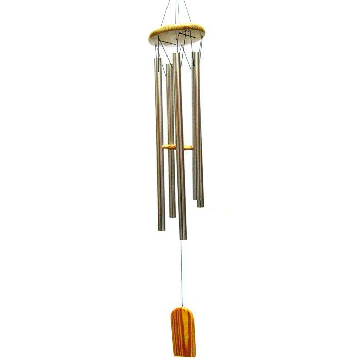 Музыка ветра с металическими трубочками 92см