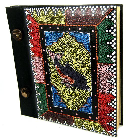 Альбом для фото Австралийская мозаика 20х20 см