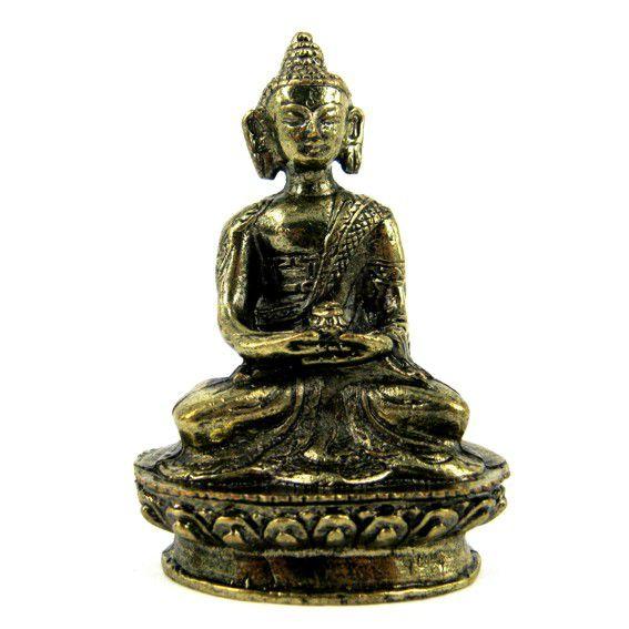 Сувенир Будда 7 см (металл)