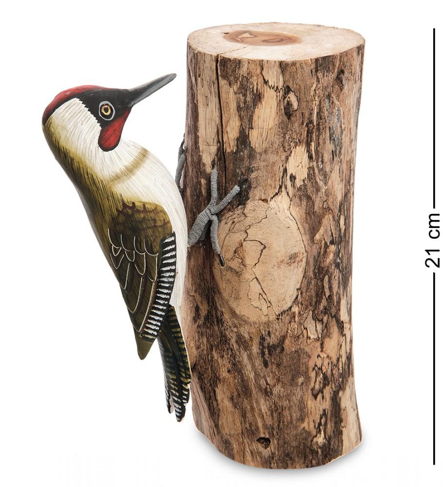 """Фигурка из дерева """"Дятел"""" 21 см"""