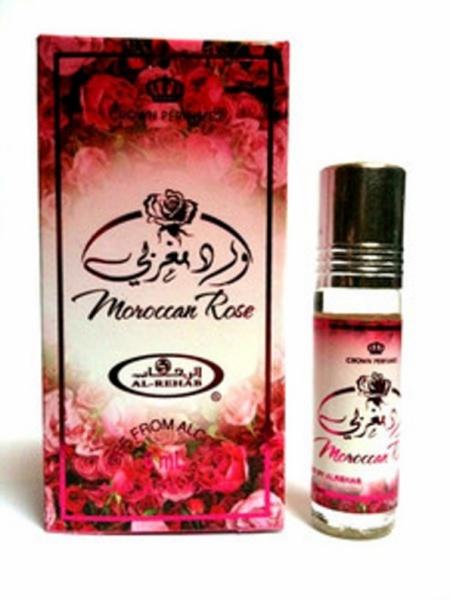 Концентрированные духи Moroccan Rose , 6  мл