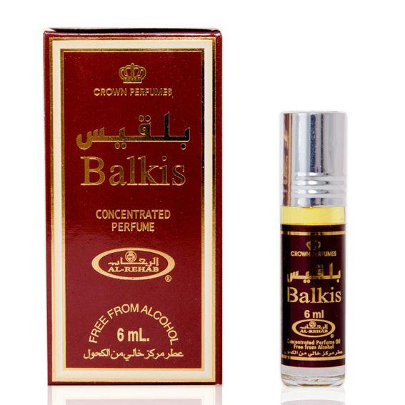 Роликовый аромат Balkis, 6 мл