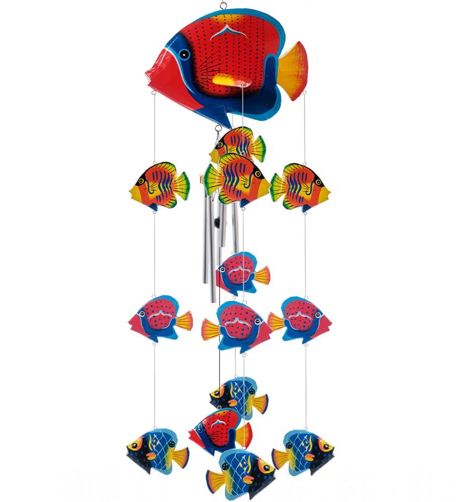Воздушный аква тропические рыбки 38 см