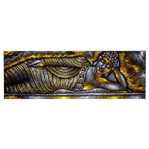 Картина Нирвана 90х30см (масло)
