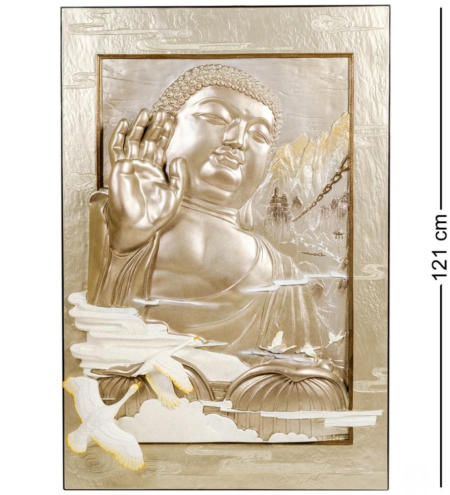 Арт- панно Лик Будды 121 см