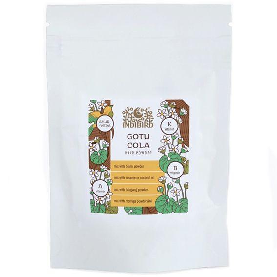 Порошок для кожи и здоровья волос Gotu Cola Powder 50гр