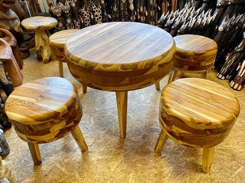 Набор мебели из тика