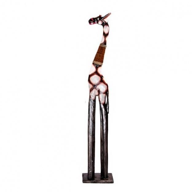 """Статуэтка жираф """"Дональд"""" 80 см"""