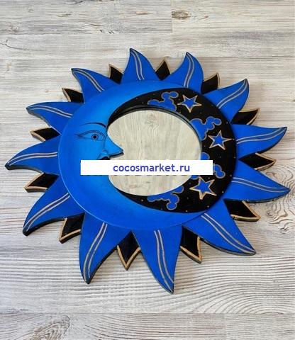 Зеркало Синяя ночь 40 см