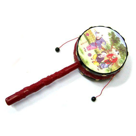 """Звуковая погремушка """"Клон-Тонг"""" 24см 10 диаметр"""