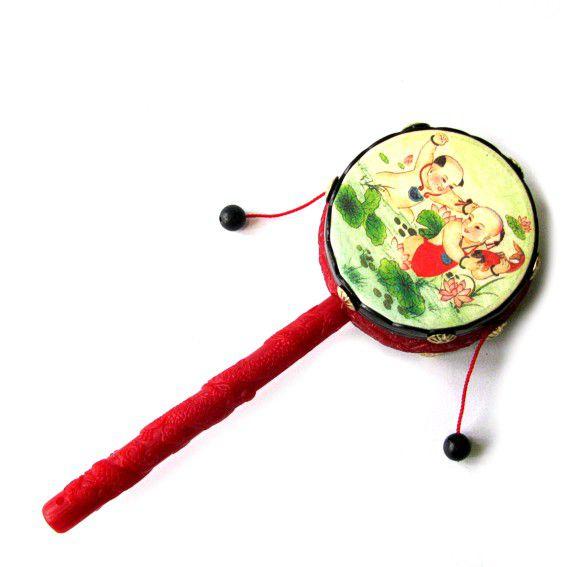 "Шумовая Погремушка ""Клон-Тонг"" 19 см 6,5 диаметр"