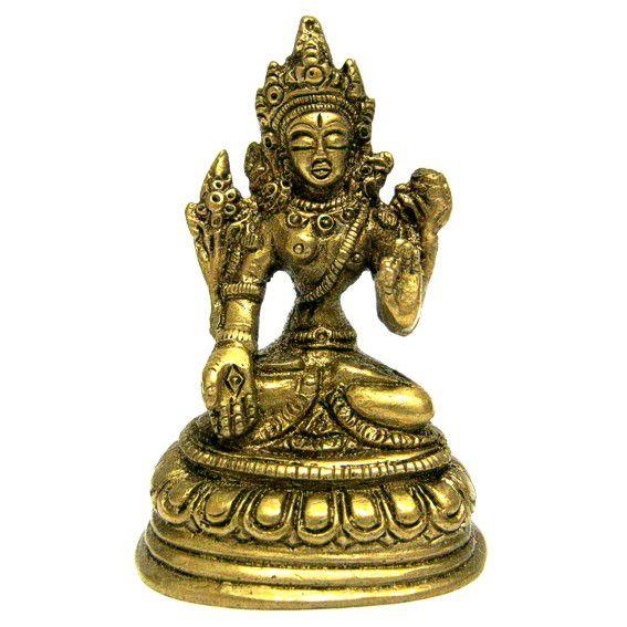 Статуэтка Будда 7,7см бронза