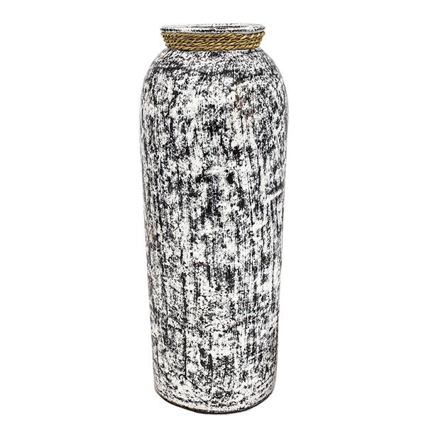 Напольная ваза Белчер 42 см терракота