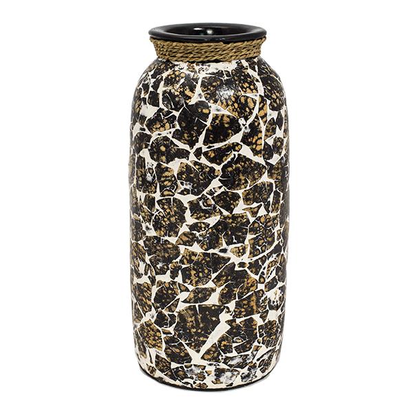 Напольная ваза Франц 32 см терракота