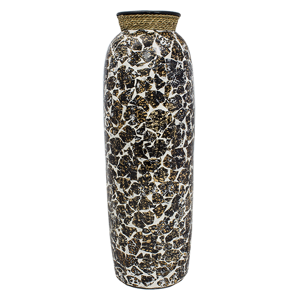 Напольная ваза Саад ад-Дин 52 см терракота