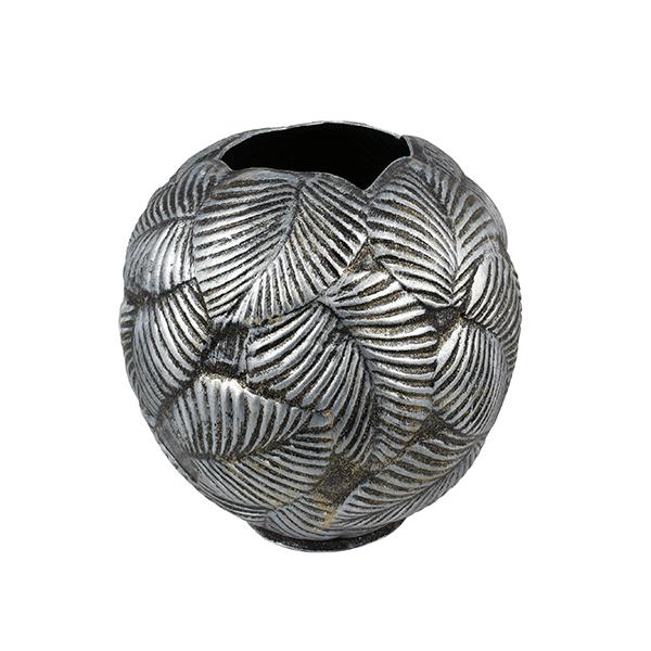 Декоративная ваза Скеллефтео 35 х35см терракота