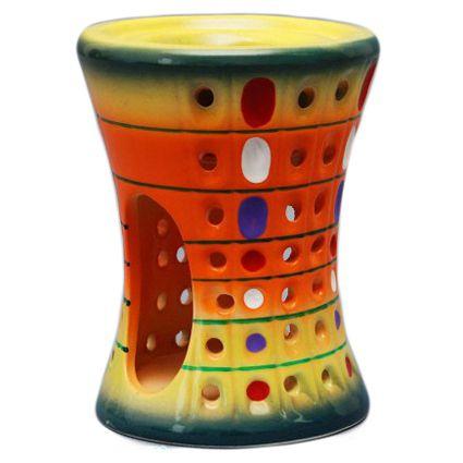 Аромалампа из керамики Башенка 11см