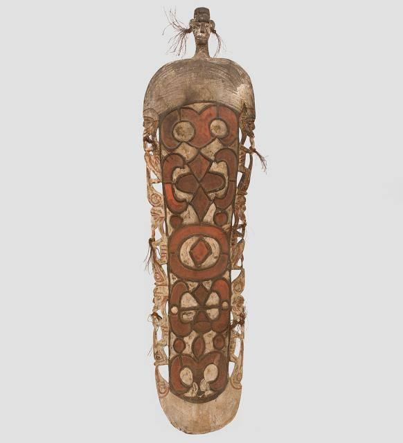 Щит аборигена (Папуа) 155 cm
