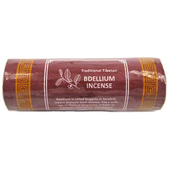 Непальские аромапалочки Bdellium , 30 шт