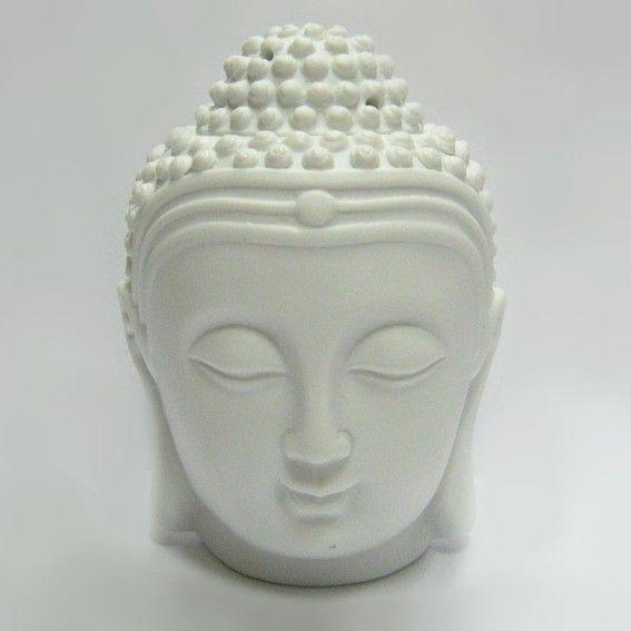 Аромалампа Голова Будды 13см